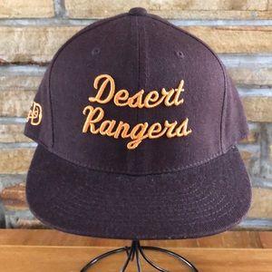 Desert Rangers Stall & Bean Baseball  cap